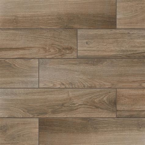 rustic wall treatments daltile evermore wood 6 in x 24 in porcelain