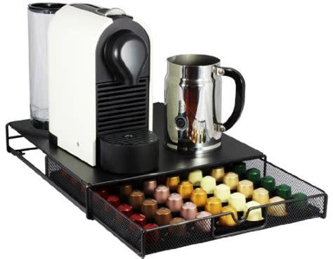 nespresso coffee pods amazon decobros coffee pod packs storage mesh drawer holder