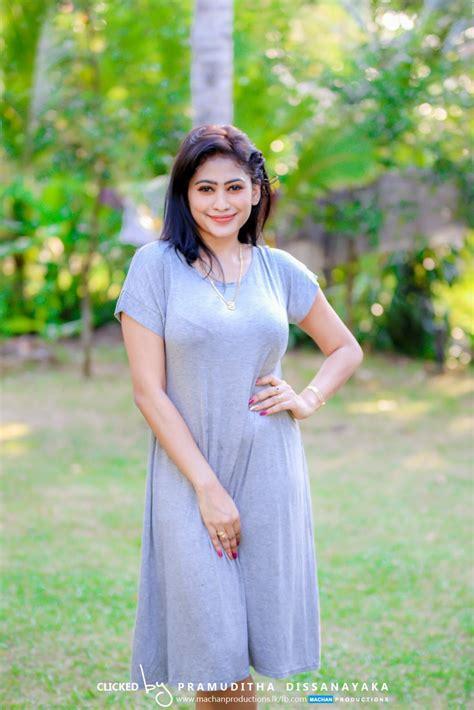 Piumi Hansamali Stuns In Flirty Dress