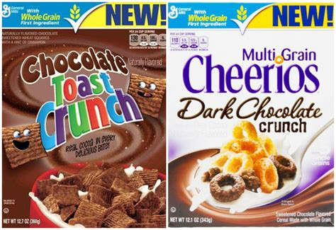 select general mills cereals     starting sunday