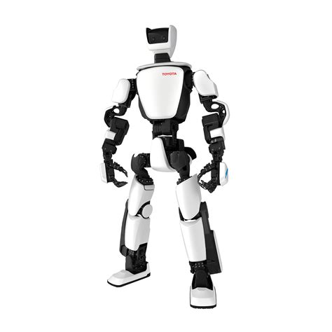 Toyota Robot by Toyota Unveils Two New Robots Robot And Toyota T