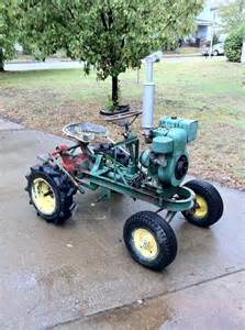 Homemade Garden Tractor