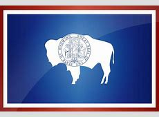 Flag of Wyoming Download the official Wyoming's flag