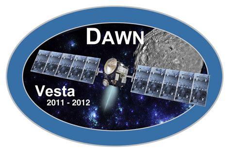 Space Images   Dawn Mission Vesta Logo