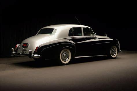 1960 Rollsroyce Silver Cloud Ii 4 Door Sedan 64278