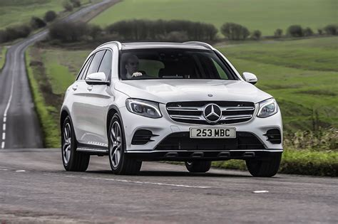 We analyze millions of used cars daily. 2016 Mercedes GLC 250 d 4Matic AMG Line review review | Autocar