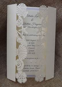best 25 beach wedding invitations ideas on pinterest With cricut beach wedding invitations
