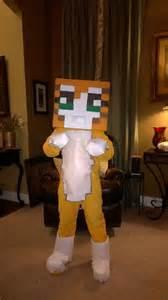 Minecraft Stampy Cat Halloween Costumes