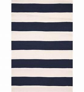 Teppich Bunt Gestreift : outdoor teppich catamaran dunkelblau gestreift im greenbop online shop kaufen ~ Whattoseeinmadrid.com Haus und Dekorationen