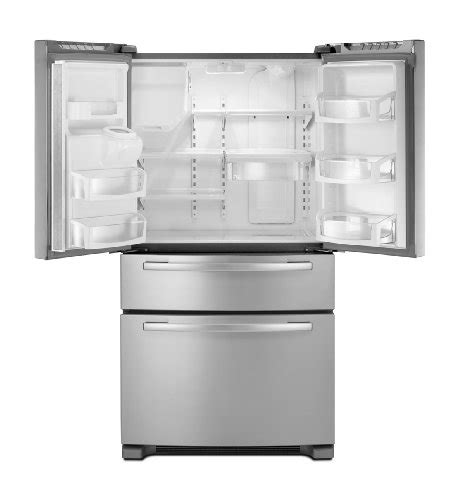 cu ft refrigerator whirlpool french door stainless steel