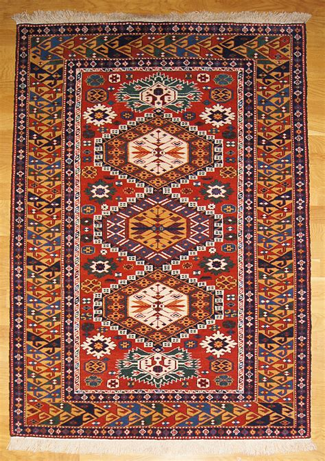 Boat Rugs by A Kuba Rug With Ancient Egyptian And Persian Royal