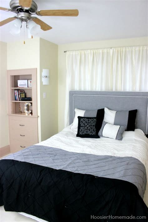 Small Bedroom Makeover by Small Bedroom Makeover Stylish For Adults Hoosier
