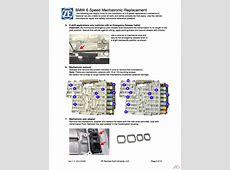 ZF 6HP19 6HP26 Rebuilt, Updated Transmission Valve Body