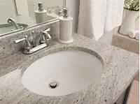 bathroom undermount sinks Undermount Bathroom Sinks | HGTV