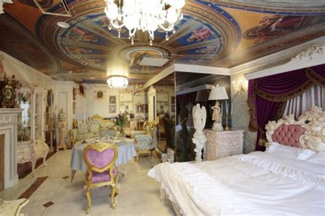 ridiculous  fanciest birthing room   world