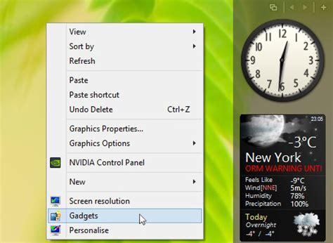 gadgets bureau windows 8 how to get windows 7 desktop gadgets on windows 8 1 hongkiat