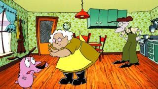 courage  cowardly dog tv review