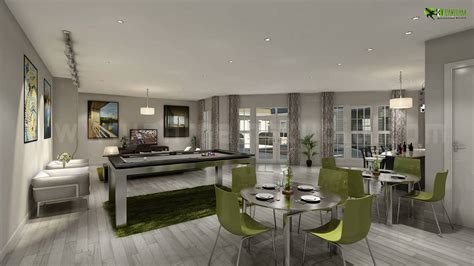 home interior style club house interior design rendering uk arch student