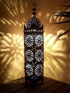 Blumentöpfe Groß Draußen : orientalische laterne aus metall schwarz frane 74cm gro marokkanische gartenlaterne f r ~ Eleganceandgraceweddings.com Haus und Dekorationen