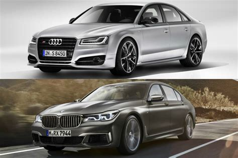 Audi S8 Plus Vs Bmw M760li Xdrive