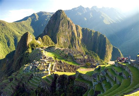 Machu Picchu Peru Most Famous Places