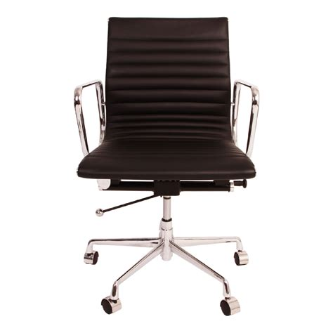 co emporium eames leather task office chair