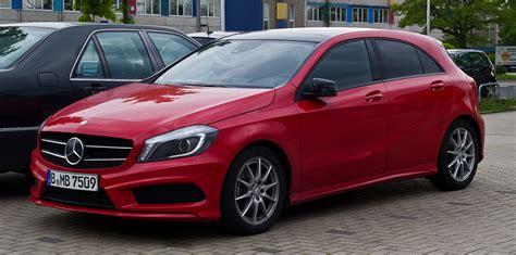 Mercedes Class by Mercedes A Class