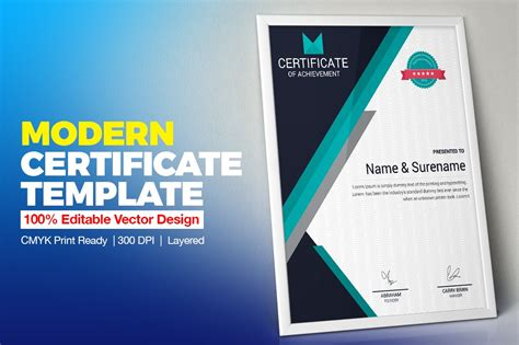 certificate template vol  stationery templates