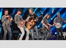 DierksBentley and Band Create Alter Ego Cover Group