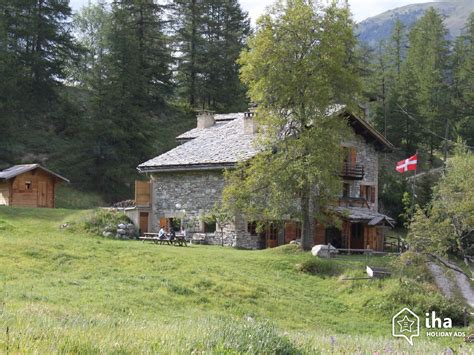 chalets to rent uk chalet for rent in a property in bramans iha 24306