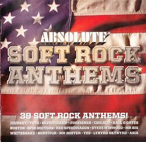 Various - Absolute Soft Rock Anthems (CD) at Discogs