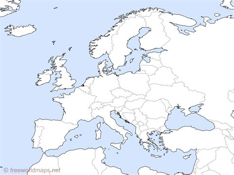 blank map  europe africa  asia  travel information