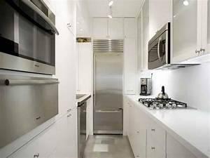 modern kitchen design ideas galley kitchens maximizing With galley kitchen design ideas of a small kitchen