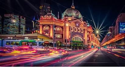 Melbourne Places Take Street Station Flinders Favourite