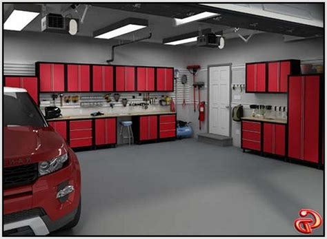Decorating Ideas Garages by Garage Decoration And Color Paint It Home Decor