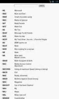 image gallery slang names