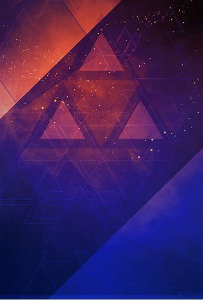 Poster Background Nightclub Geometric Graphic Psd Backgrounds