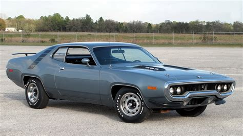 1971 Plymouth Road Runner Wallpapers & HD Images - WSupercars