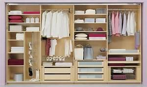 Wie Groß Sollte Ein Begehbarer Kleiderschrank Sein : wie man einen schrank zu organisieren schranke idea ~ Markanthonyermac.com Haus und Dekorationen