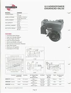 Tecumseh Engine Model Tvm220 Wiring Diagram