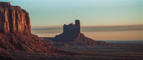 Download Wallpaper 2560x1080 Rocks Stones Desert Valley