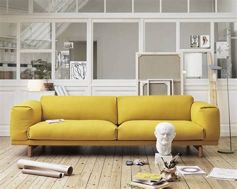 low settee why the chunky low sofa has our attention emily henderson