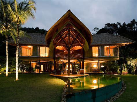 Casa De Madeira 46 Projetos Exuberantes Com Este Nobre