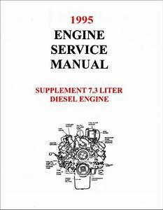 1995 Ford Truck F250 F350 7 3 L Idi Turbo Diesel Engine