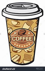 Cappuccino clipart takeaway coffee - Pencil and in color ...