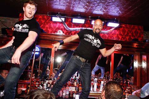 gay bars  nyc  drag bars  fetish bars