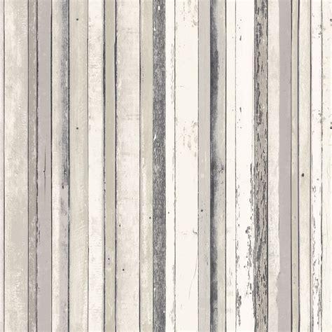 grey wood stripe wallpaper departments diy  bq