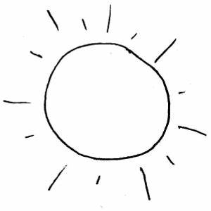 Sun Clipart Black And White | Clipart Panda - Free Clipart ...