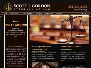 Scott I. Gordon, Attorney at Law-Legal Representation ...