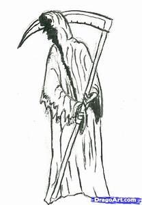 Cool Grim Reaper Drawings | www.pixshark.com - Images ...